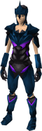 TokHaar Brute outfit equipped (female)