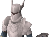 White equipment