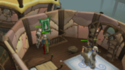 Assassinos atacam Thaerisk
