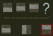 Barrows door puzzle 3