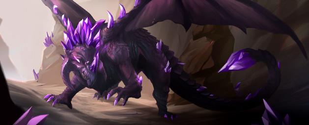 Gemstone Dragons update post header