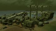 Phasmatys shipwreck