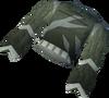 Robe top (class 5) detail