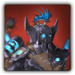 Shadow Sentinel outfit icon (male)