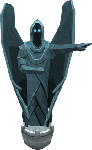 File:Snow angel statue.png