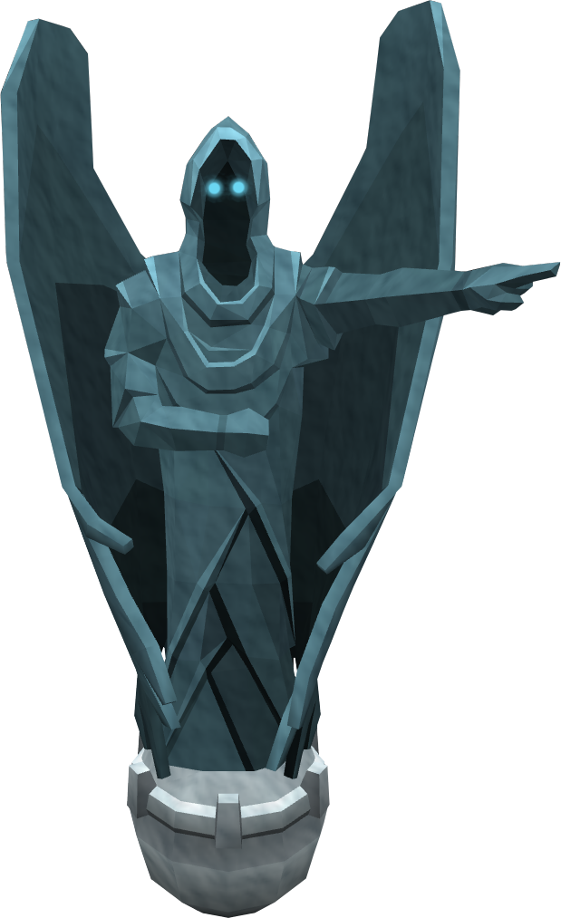 Snow Angel Statue Runescape Wiki Fandom Powered By Wikia