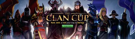 Clan Cup 2015 head banner