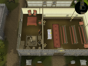 Cryptic clue church of East Ardougne