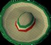 Sombrero detail
