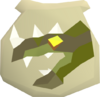 Spirit dagannoth pouch detail