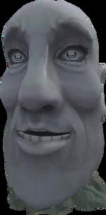 Aminishi moai