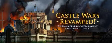 Castle Wars Revamped banner