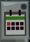 D&D token (daily) detail