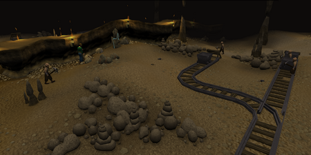 Dwarven Mine old2