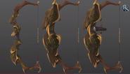Elder bows concept art