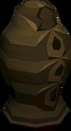 Infernal urn (nr) detail