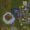 Lodestone (Yanille) location