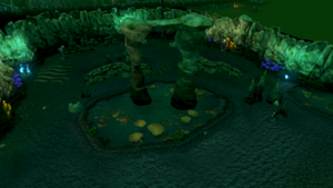 Lumbridge Swamp Caves
