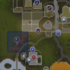 South-west Varrock mining site