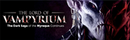 The Lord of Vampyrium lobby banner