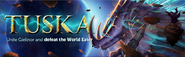 Tuska event lobby banner