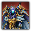 Blessed Sentinel outfit icon (female)