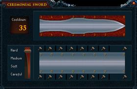 Ceremonial sword plans I
