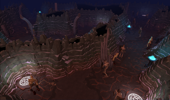Chaos Tunnels undead