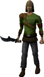 Lumbridge militiaman 2