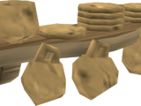 Oak shelves 1