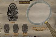 Sandwich Lady fingerprint