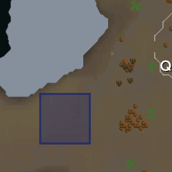Small Rift (Kharidian Desert) location