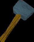 Rune warhammer detail old