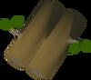 Scrapey tree logs detail