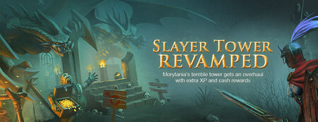 Slayer Tower Revamped banner