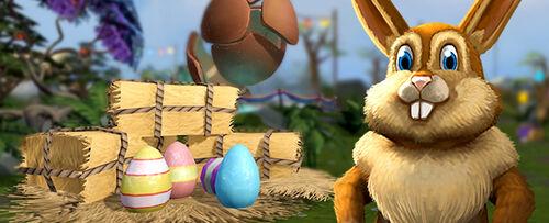 The Guilded Eggstravaganza! update post header
