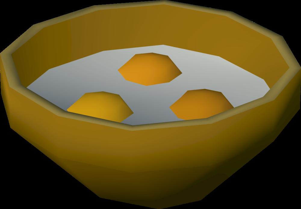 Uncooked Egg Runescape Wiki Fandom Powered By Wikia