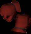 Unhallowed gloves detail