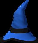 Wizard hat (t) detail