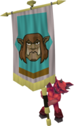 Banner carrier (hobgoblin)
