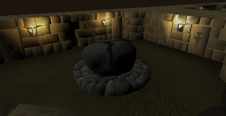 Death altar old