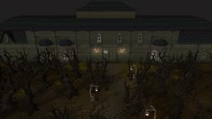Draynor Manor intro