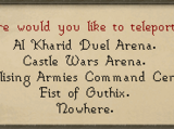 Ring of duelling