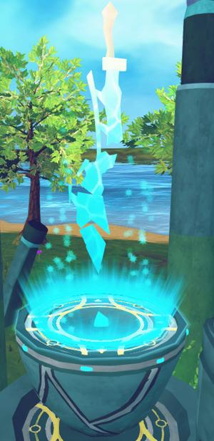 Elder Sword (echo, prestige 1)