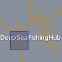 Fish Flingers - Deep Sea Fishing hub map