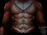 Fury shark body