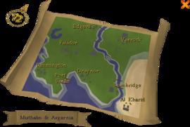 Newcomer map shot