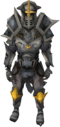 Veteran colossus armour equipped (female)