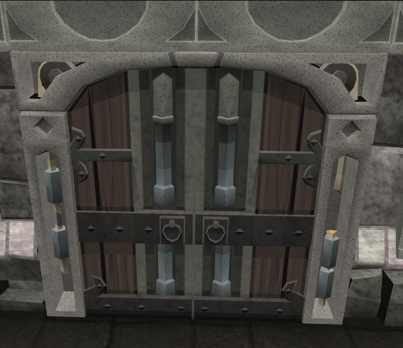 Crafting door & Dungeoneering/Doors   RuneScape Wiki   FANDOM powered by Wikia