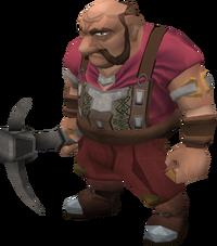 Dwarf shopkeeper